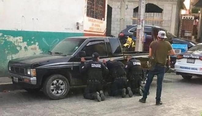メキシコのギャングに返り討ち