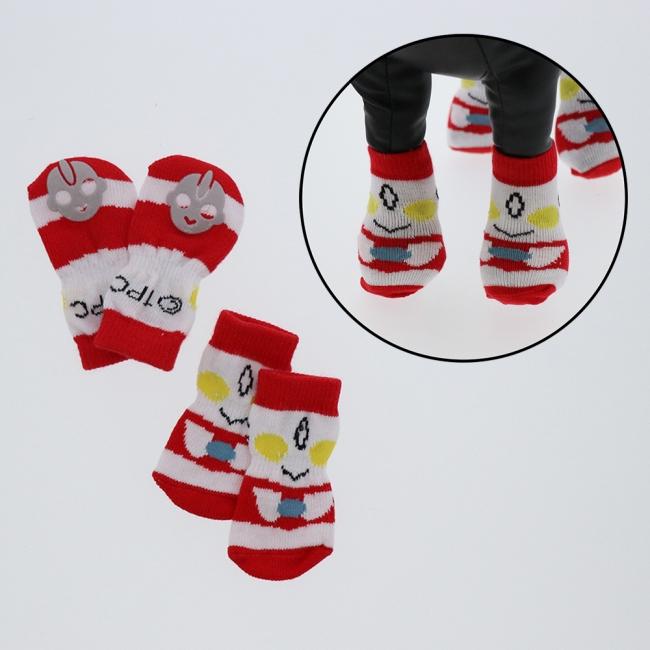 ○靴下(¥300)