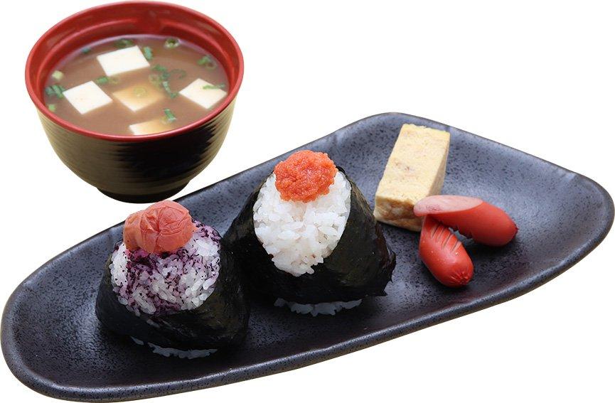 ぽかぽかしてほしい シンジ君のお昼ご飯セット