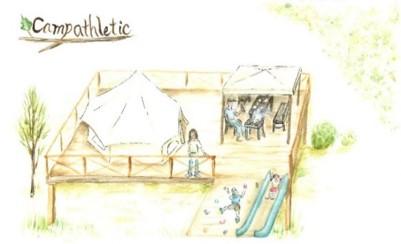 THE FARM CAMP アスレチックイメージ