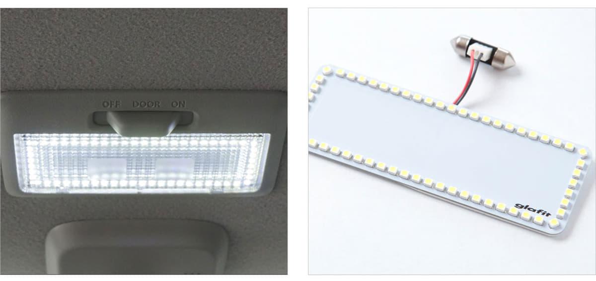 グラフィットオートモーティブパーツの縁取りルームランプ LEDルームランプ