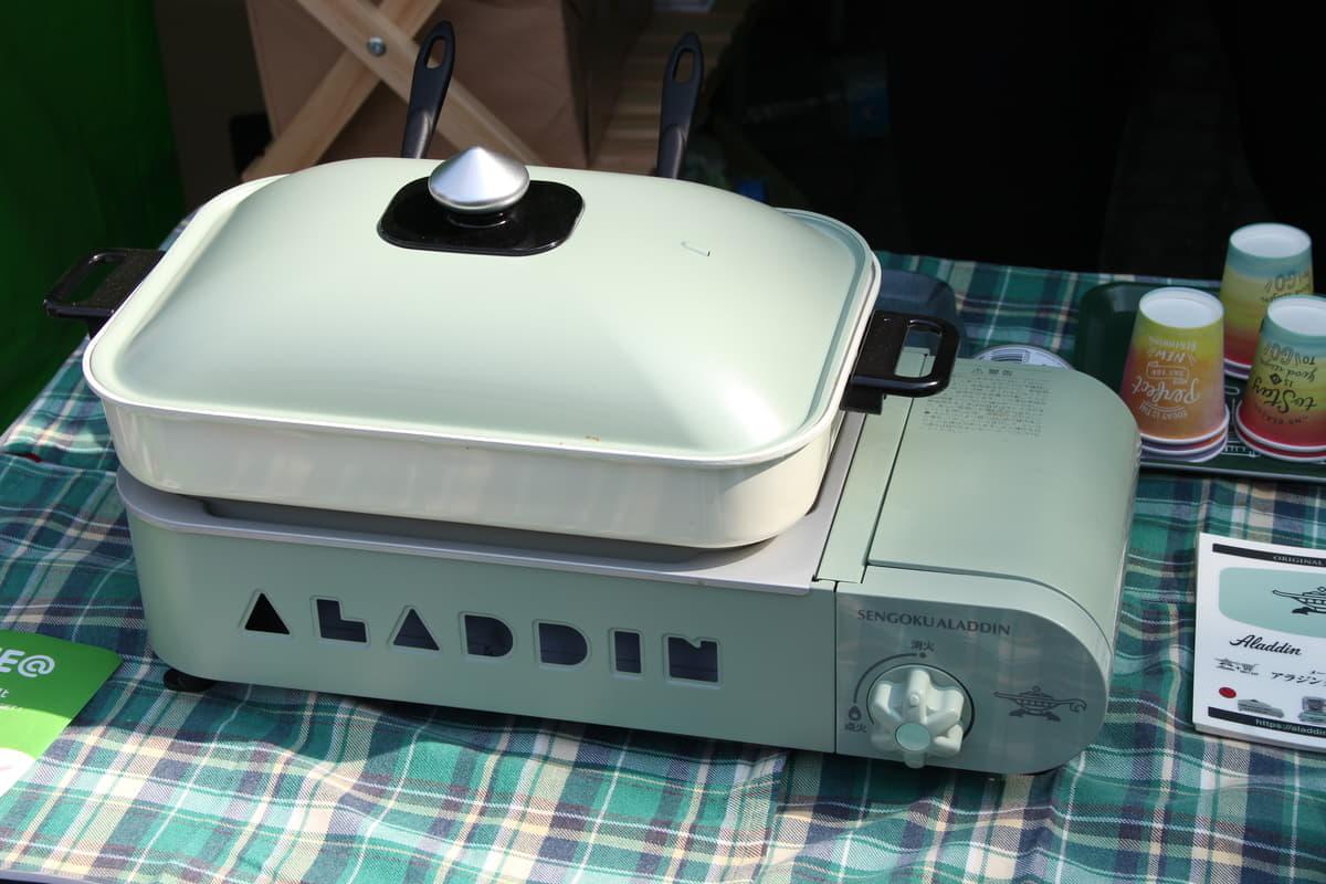 アウトドアデイジャパン 東京 2019で見つけたオススメの調理道具