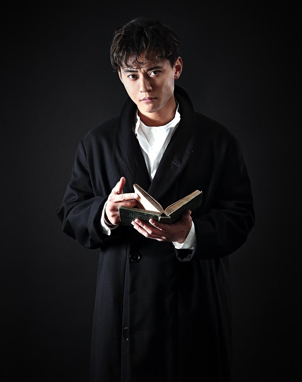 松田隆役 石垣佑磨