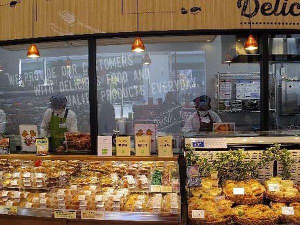惣菜の売上構成は従来店の約10%に対し40%を見込む