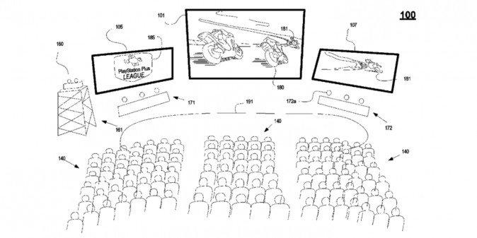 ソニー、eスポーツのVR観戦で特許 ゲームに入り込むモードも