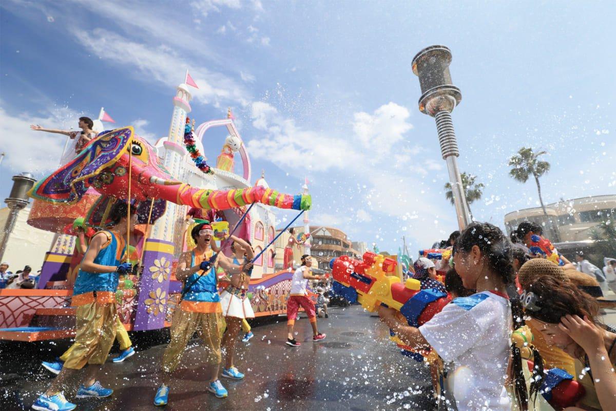 『ウォーター・サプライズ・パレード』