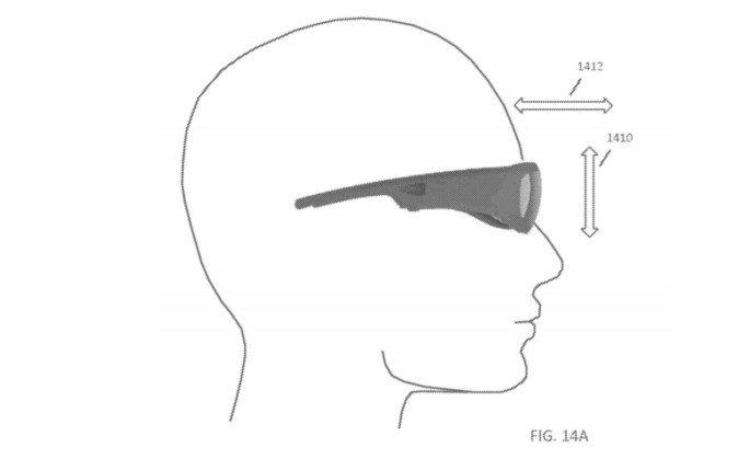 マイクロソフト、小型ARデバイスに関する特許公開