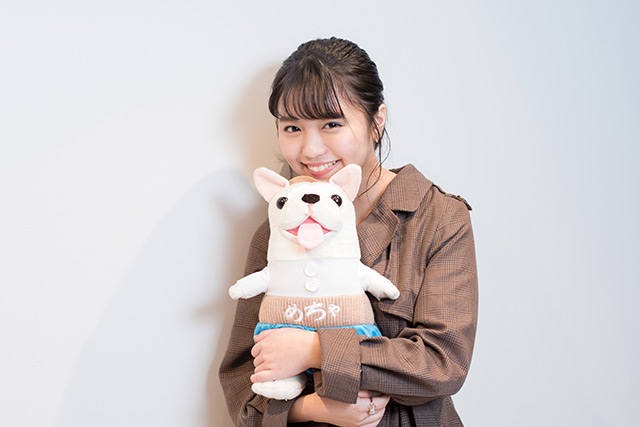 独占有名人インタビュー/大原優乃