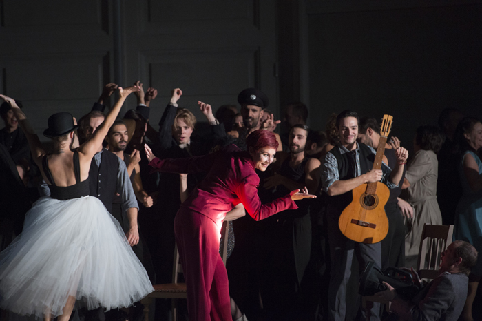 La forza del destino at Dutch National Opera (C) Monika Rittershaus
