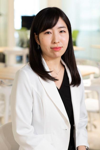 日本のゲノム編集は世界に比べて、まだまだ遅れているという高橋祥子氏。国民の多くがゲノム編集に興味を持てば、まだ追いつくことはできる、と語る