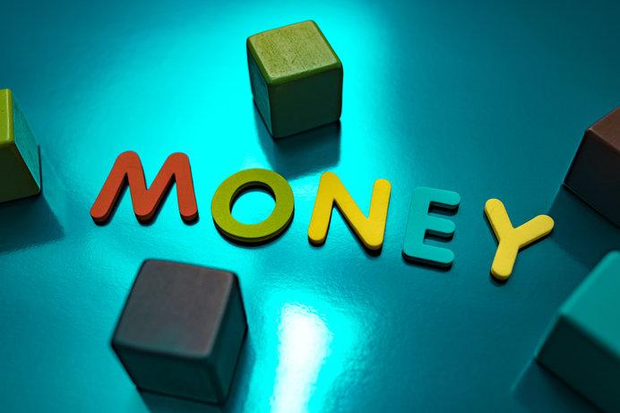 お金のため!