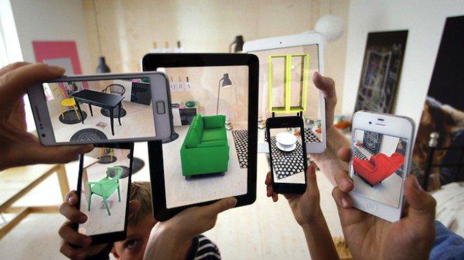 ネット通販で買う前に家具を自分の部屋に試し置き イケアのiPhone向けARアプリ『IKEA Place』