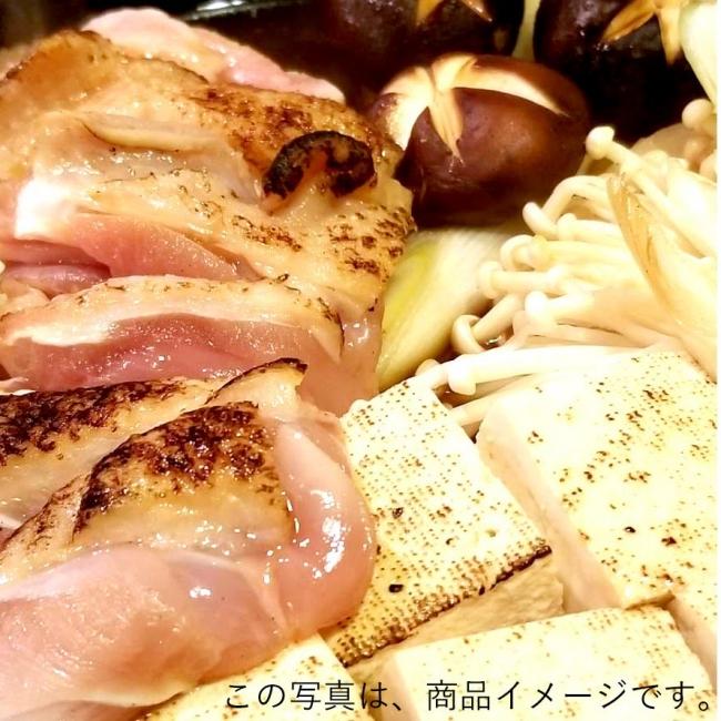 鶏のすき焼