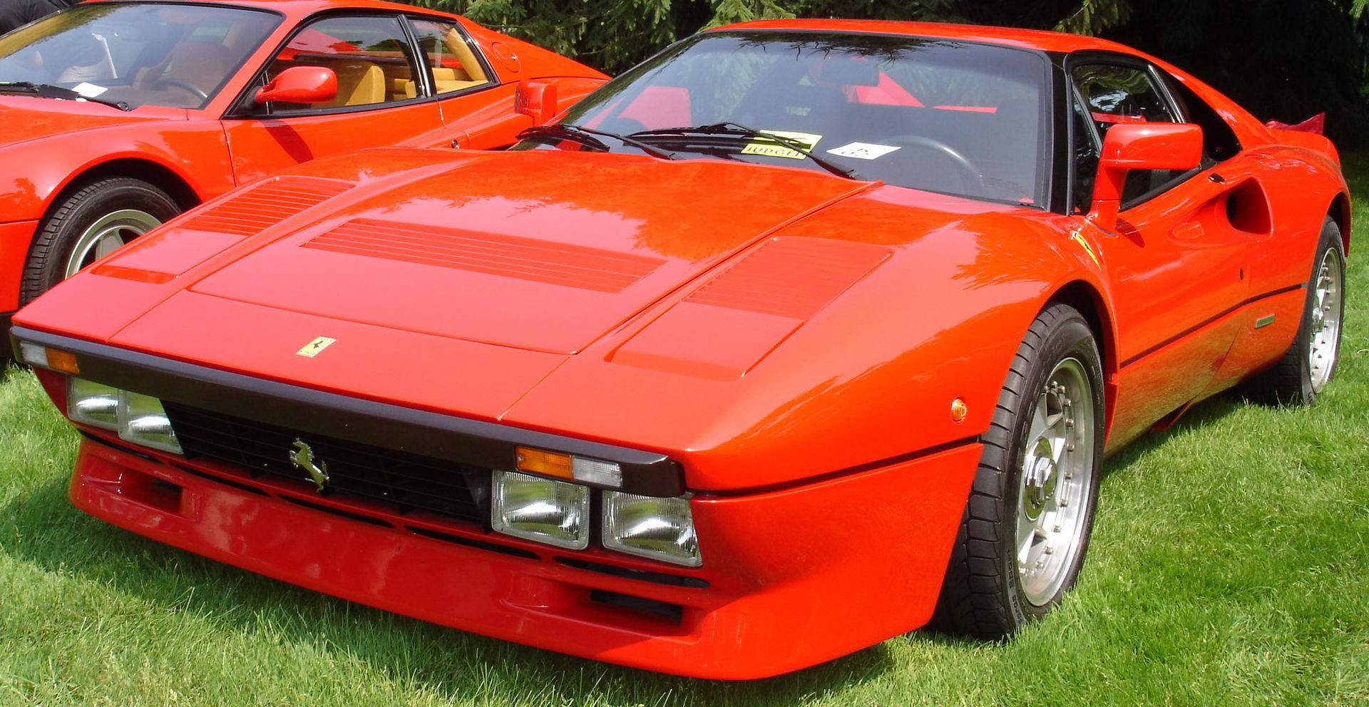 フェラーリ288 GTO