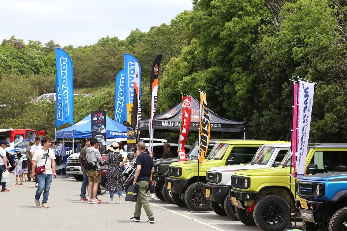 4WD & SUVカーニバル2019