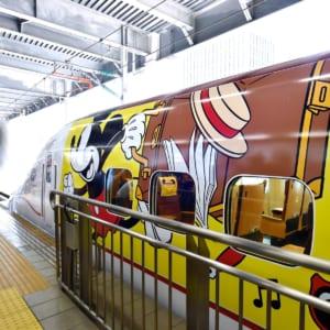 ミッキー新幹線外観