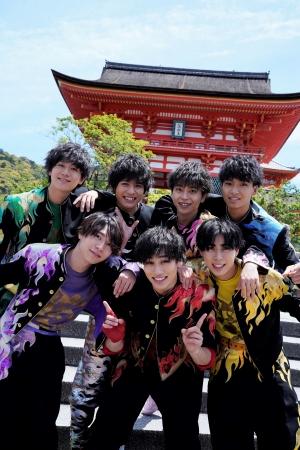 <イメージカット>祭nine.2ndフォトブック「祭男子2」(東京ニュース通信社刊)