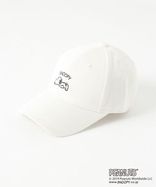 SNOOPY CAP3