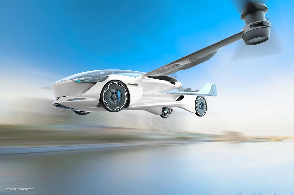 2025年には空飛ぶクルマが実現する? 時代を先取りしすぎたコンセプトカー5選