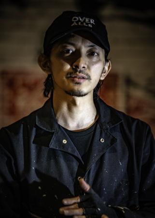 壁画アーティスト 山本勇気氏