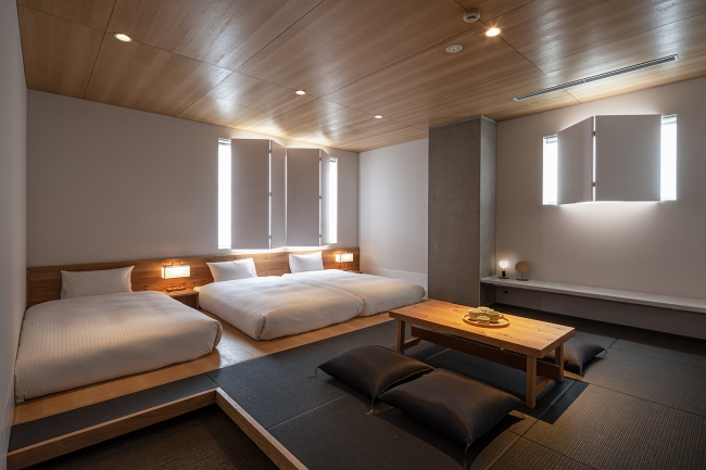 SUPERIOR 4:Japanese-style Room