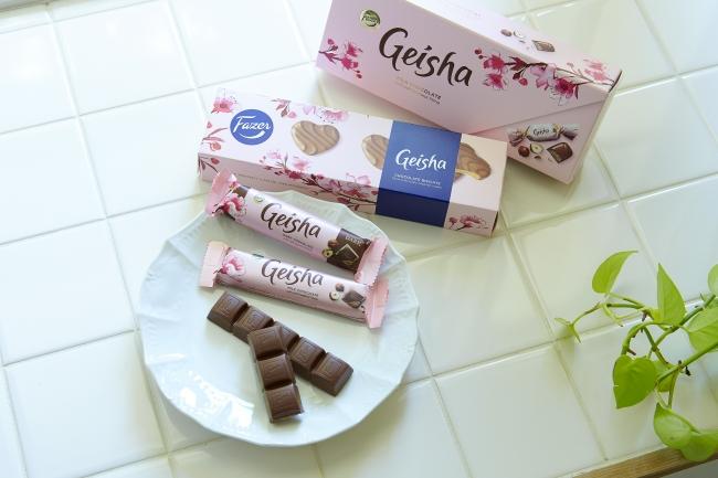 ファッツエルゲイシャシリーズチョコレート