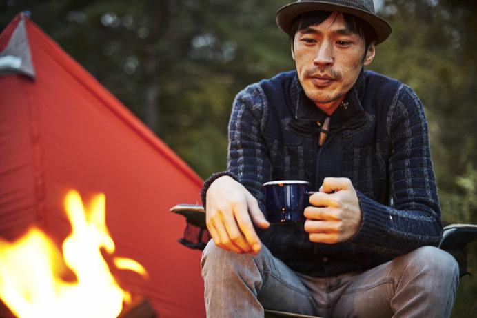 アウトドアをひとりで満喫する贅沢「ソロキャンプ」