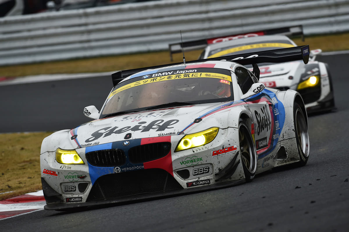 BMWの専門ショップ、スタディの鈴木BOB康昭