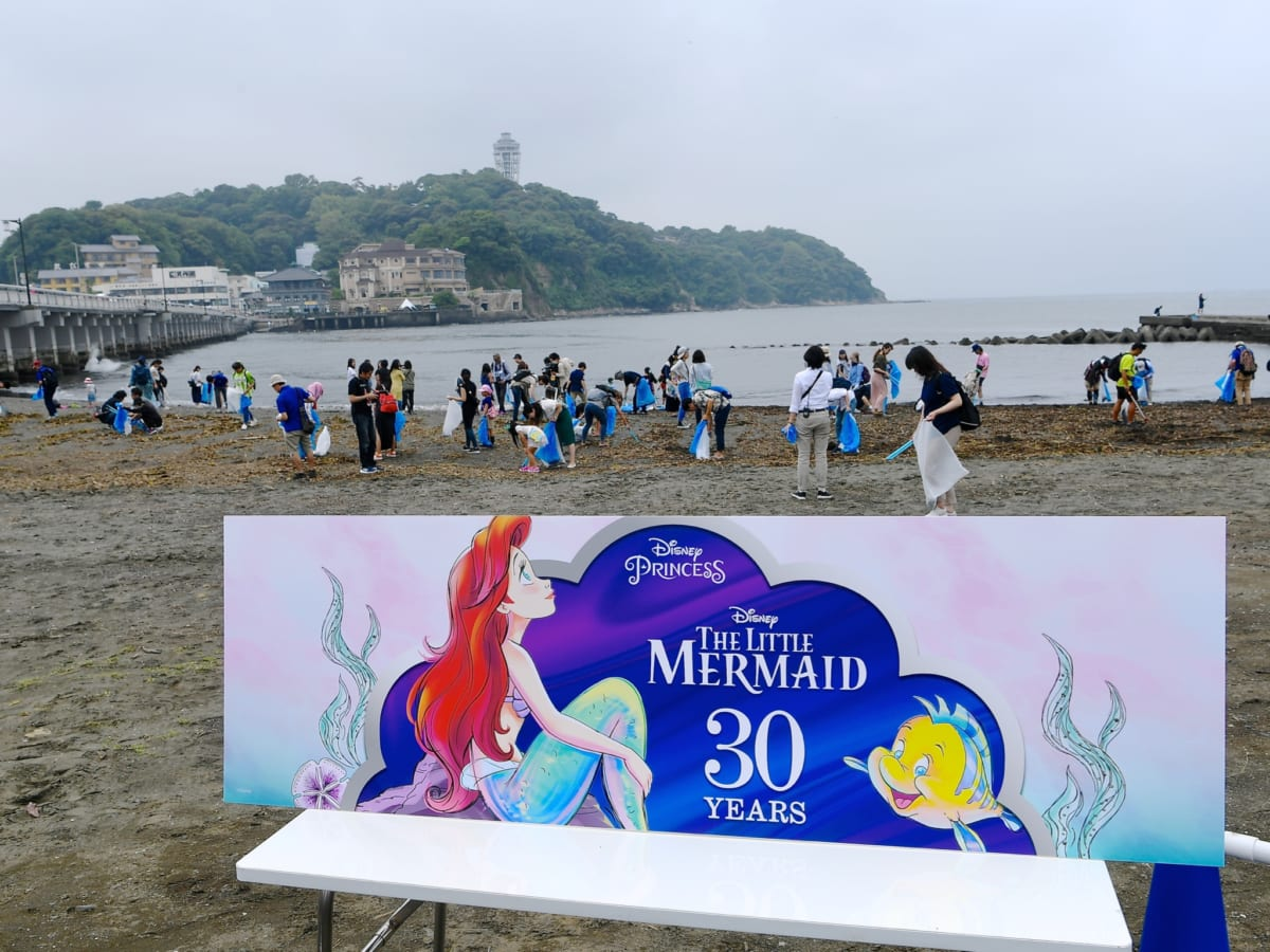 『リトル・マーメイド』30周年記念イベント
