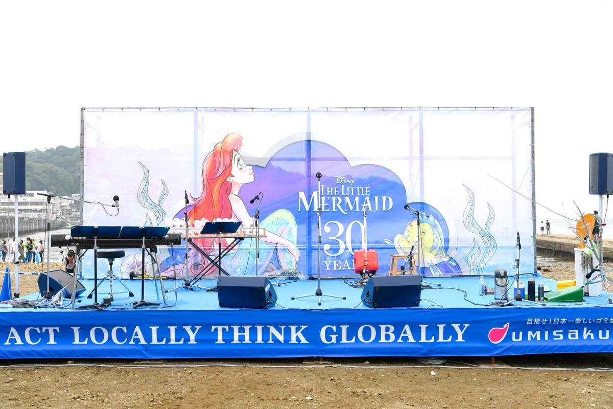 『リトル・マーメイド』30周年記念イベント ステージ