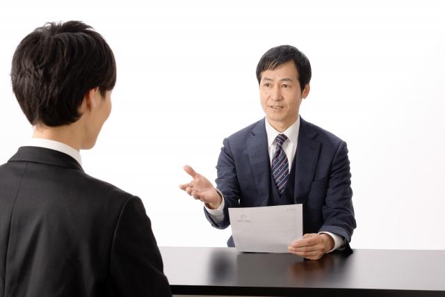 企業の面接で志望度が下がった対応
