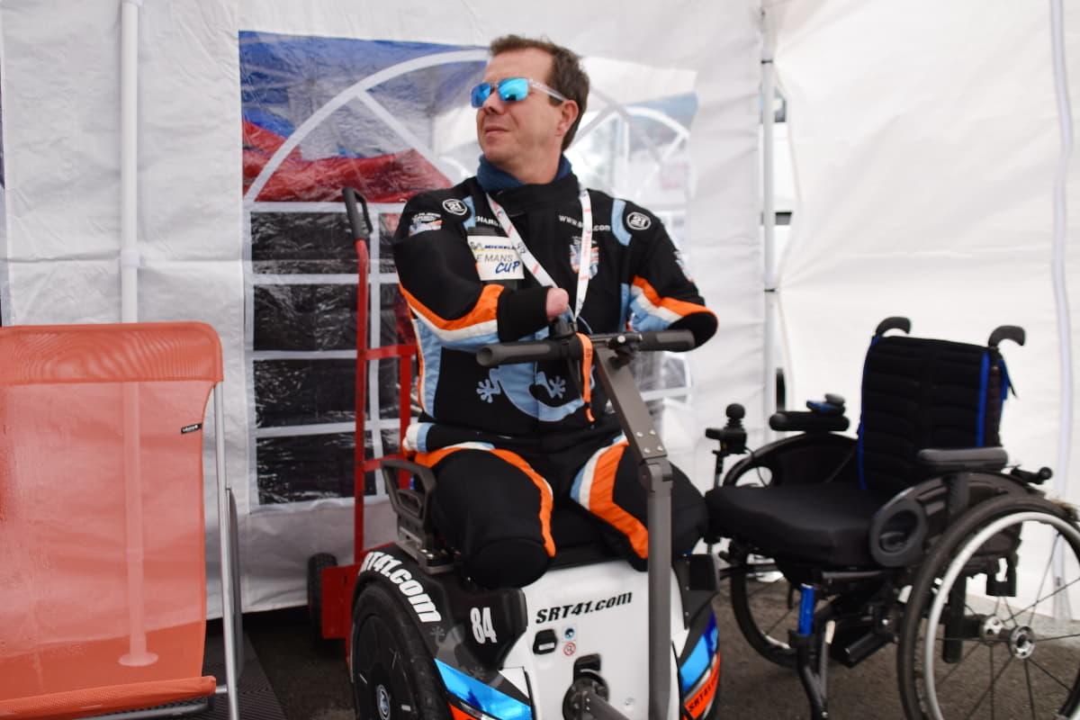 青木拓磨がル・マン24時間耐久レース参戦を目指す