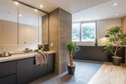 RE Apartment CASE006 洗面室