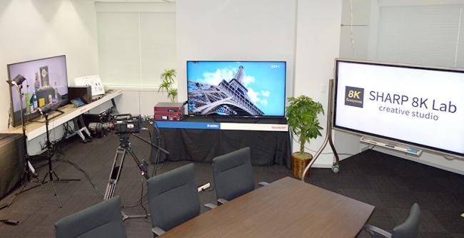 8K Labクリエイティブスタジオ