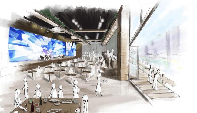 マルチ・コミュニティ・スペース(イメージ)