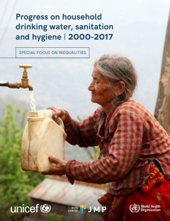 JMP報告書「飲み水と衛生の進歩と格差(2000年~2017年)(原題:Progress on drinking water, sanitation and hygiene 2000-2017 Special focus on inequalities