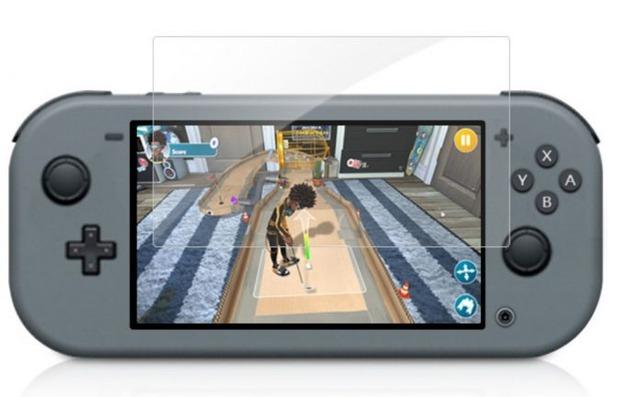 新Nintendo Switchのリーク画像