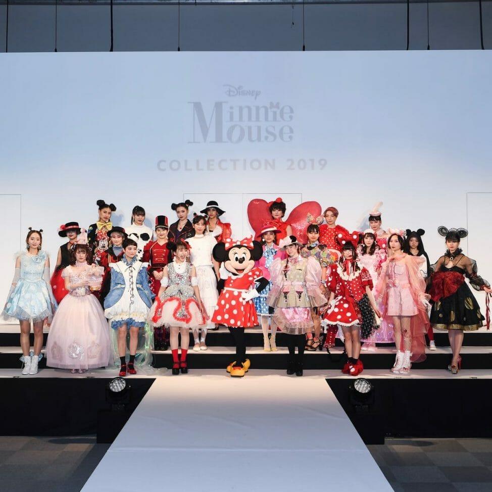 """ファッションショーー""""Minnie Mouse Collection 2019"""""""