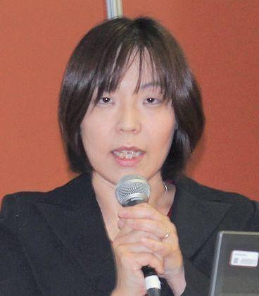 サンユー 品質保証部担当次長(管理栄養士)鈴木陽子氏
