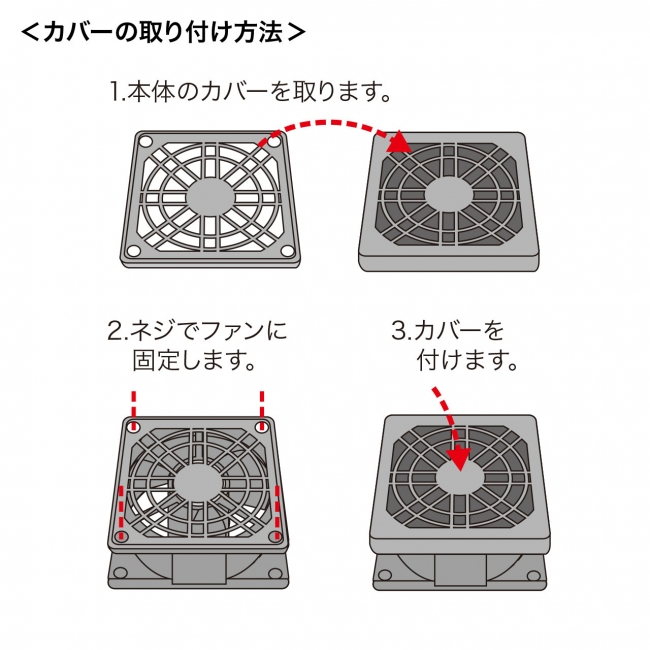 a93348d214 「TK-F120RN/F80RN/F60RN/F40RNシリーズ」は、パソコンの吸気ファンに取り付けることで、ホコリをケース内へ吸い込むのを防止する ケースファン用フィルタです。