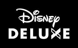 Disney DELUXE ロゴ
