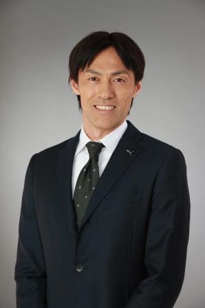 ▲元サッカー日本代表GKの楢崎正剛氏