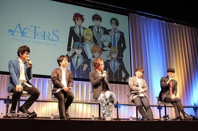 「ACTORS」のストーリーの全貌が明らかに!? TVアニメ「ACTORS」スペシャルステージレポート!|numan