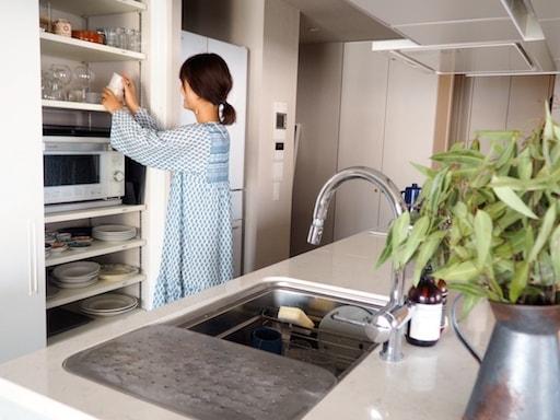 キッチン収納家電