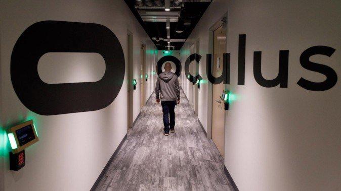 Oculus、アイトラッキング関連の開発を本格化か