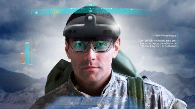 「まるでFPS」HoloLensを10万台導入した米陸軍、その詳細