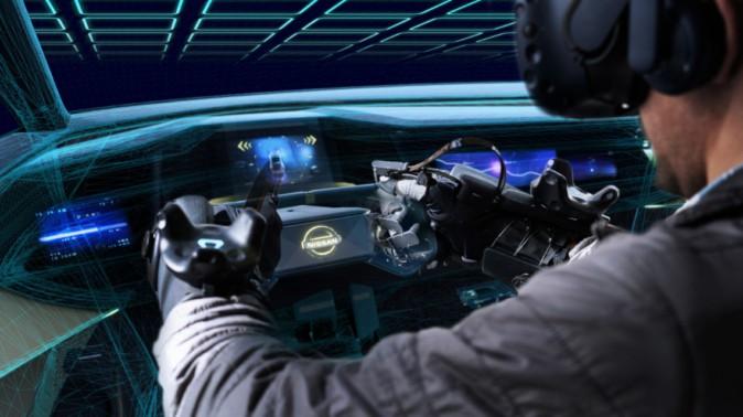 指先の感覚を再現 日産、車のデザインに新たな触覚デバイスを採用
