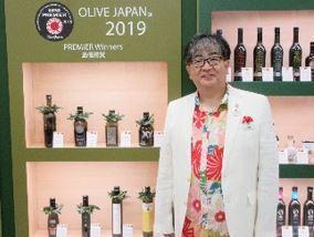 日本オリーブオイルソムリエ協会 多田俊哉代表理事理事長