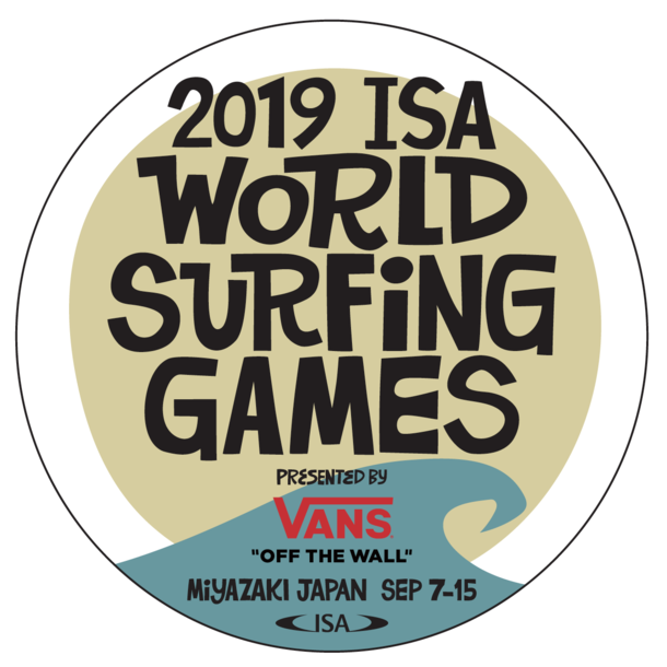 2019 ISA World Surfing Games Presented by VANS