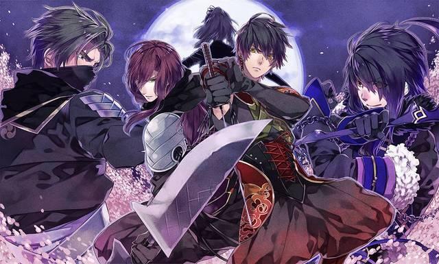忍びの者たちの恋愛を描いた『Nightshade/百花百狼』12/20に Switch版が登場!|numan